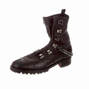 Christian Louboutin Guarda Moto Boots 39.5/9.5